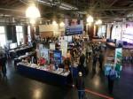 17.5.2014: Die erste Rheinland-Pfälzische Buchmesse öffnet ihre Tore.